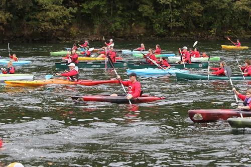 3rd Annual Canoe & Kayak Race Benefiting Together Forever: A Skyler Sander Family Foundation